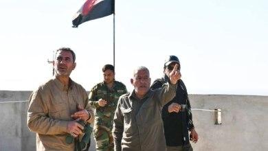 صورة الجزء الاول : ماذا قال رئيس أركان الحشد الشعبي الحاج ( أبو فدك المحمداوي ) في اللقاء الذي جمعه مع النخب العراقية ؟