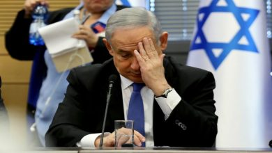 صورة حكومة خلع نتنياهو