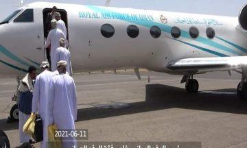 صورة اهداف ونتائج زيارة وفد سلطنة عمان الى صنعاء