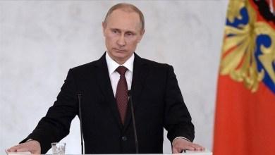 """صورة بوتين: واشنطن مخطئة إذا ظنّت أنها """"قويّة بما يكفي"""" وتهديداتها تُماثل أخطاء الاتحاد السوفيتي السّابق القاتلة"""
