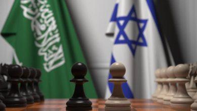 صورة صحيفة: النظام السعودي يقيم علاقات سياسية استخبارية وعسكرية سرية مع إسرائيل