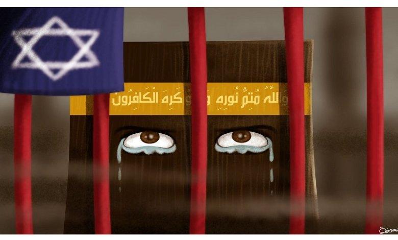 صورة بيت الله في السجن !!
