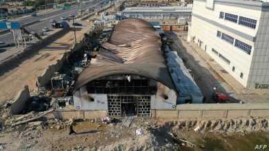 صورة حريق مستشفى الناصرية… قراءة في الاحتمالات والأهداف