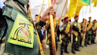 """صورة بهدف إثارة الفوضى و""""تدوير الدواعش"""" في البلاد.. حزب الله العراقي يتهم بالأدلة وقوف الاستخبارات السعودية وراء تخريب أبراج الكهرباء العراقية"""