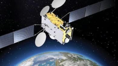 صورة حق ايران الشرعي في مواجهة الاستخدام العسكري للأقمار الصناعية