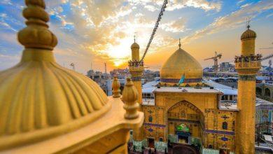 صورة عيد الغدير يوم الله والسفارة الربانية  لأمير المؤمنين علي بن أبي طالب (ع)!