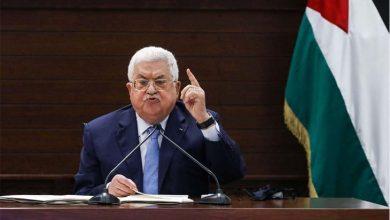 صورة نظرة على شروط محمود عباس لاستئناف محادثات التسوية