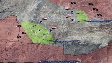 صورة داعش والنصرُ المبين