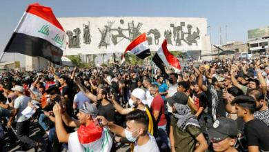 """صورة """"أمريكا تخشى الفوضى في العراق"""""""