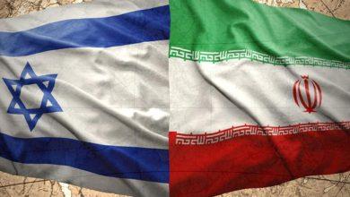 """صورة من تل ابيب الى طهران وصلت رسالتكم .. من طهران الى  تل ابيب """"كش ملك"""""""