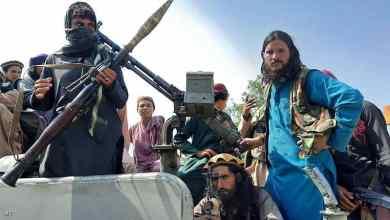صورة لا امريكا ولا طالبان انتصر