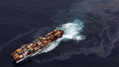صورة السفينة الإسرائيلية الفارغة حصان طروادة جديد للعدوان على إيران