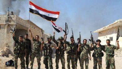 صورة الجيش وقوات مدربة من حزب الله تستعد للحسم في درعا إذا فشلت المفاوضات