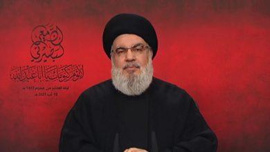 """صورة هي جملة واحدة قالها اليوم سيدنا : """"النفط الايراني في الطريق """""""