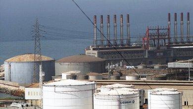 صورة الشحنة الأولى من الفيول العراقي تصل لبنان