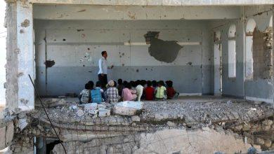 صورة منظمة الإنسان العالمية : أوقفوا الحرب .. هنا في اليمن حيث تهاوات أبواق أدعياء حقوق الإنسان .؟!
