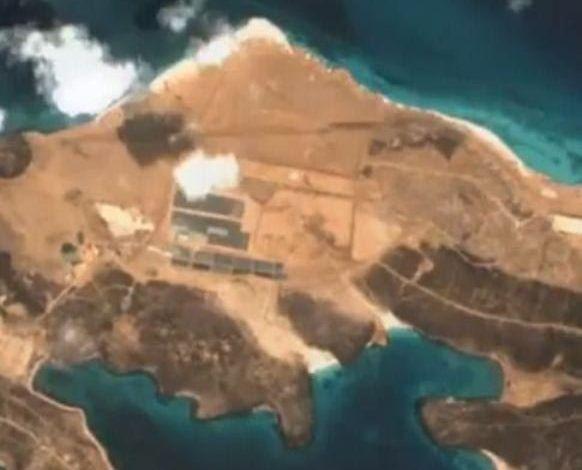 صورة الإمارات تحتل الممرات المائية اليمنية بتوكيل من العدو الصهيوني