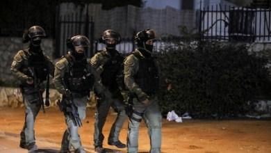 """صورة المحكمة الإسرائيلية تتهم الأسرى الأربعة الذين أعيد اعتقالهم بالتخطيط لـ """"عملية إرهابية"""""""