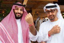 صورة صراع العروش.. لعنة اليمن تلاحق التحالف الاماراتي السعودي .؟!