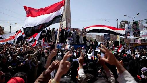 صورة ثورة الواحد والعشرين من سبتمبر وإخراج سبتمبر الأم من الاعتقال والإقامة الجبرية