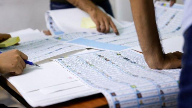 صورة عوامل الحاسمة في تغيير  عداد أرقام الإنتخابات النيابية