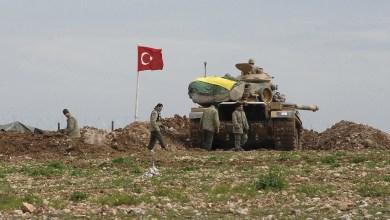 صورة التدخّل التركي في شمال العراق