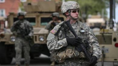 صورة انتحار 580 جندي امريكي في 2020