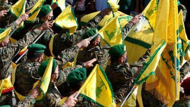 """صورة حزب الله يتوعّد: """"ستدفعون ثمن جرائمكم""""!"""