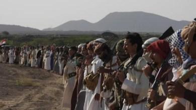 صورة قبائل مأرب وقبولهم المبادرة ..