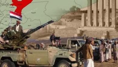 صورة قوات صنعاء تقترب من مركز مديرية الجوبة في مأرب