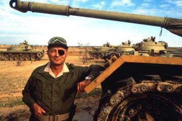 """1967...ديان وشبح حرب أهلية """"إسرائيلية"""""""