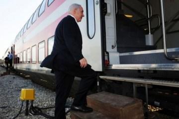 """سكة التطبيع: قطار""""إسرائيل"""" الخليج"""