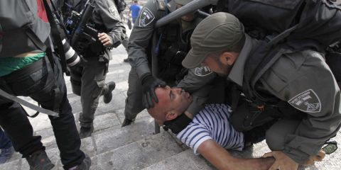 """حرس حدود """"إسرائيل"""": صلاحيات غير محدودة"""