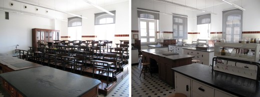 Old classrooms