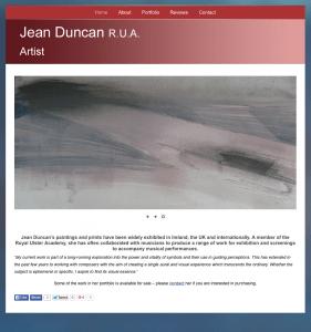 Jean Duncan website