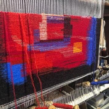 Illusion on the loom