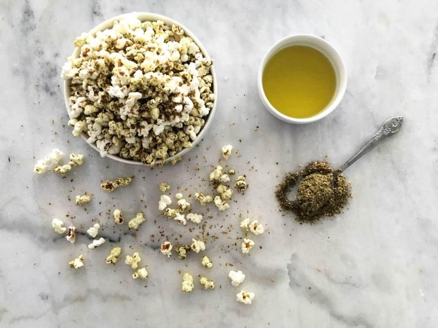 Z&OO Popcorn