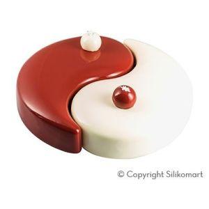 Siliconenvorm Yin Yang