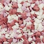 confetti hartjes