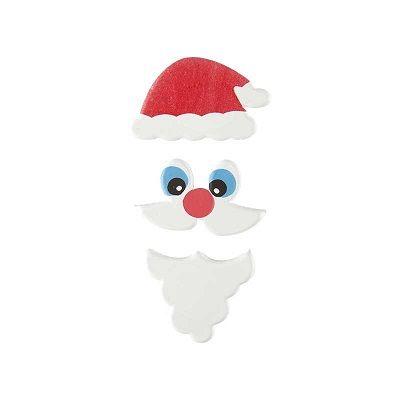 Set kerstman