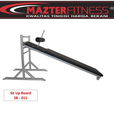 Sit Up-Board-SB-011-Mazter-Fitness