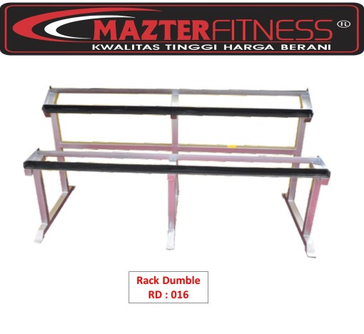 Rak-Dumble-2,susun-horizontal-Mazter-Fitness