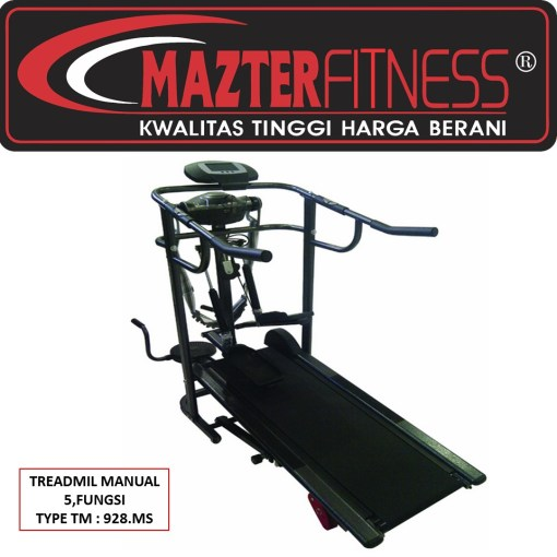 Treadmill-manual-TM-928-ms-mazter-fitness