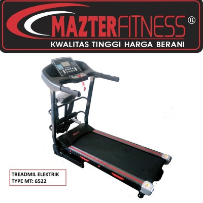 motorized-treadmil-MT-6522-mazter-fitness