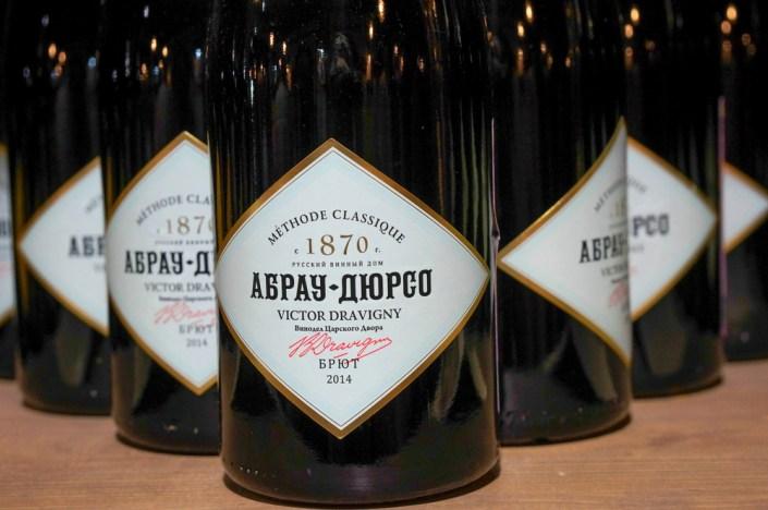 Le champagne, en passe de devenir russe ?