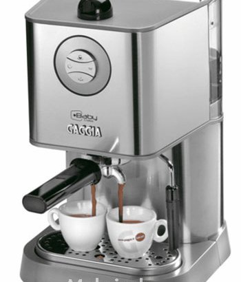 Mesin Kopi Espresso Baby Twin Gaggia (Manual)