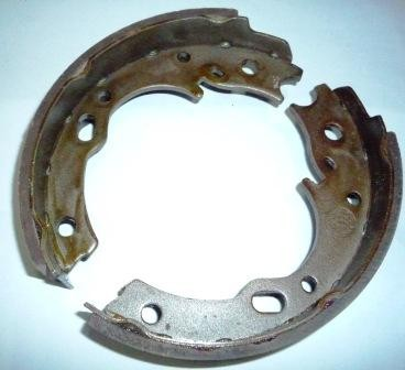 HAND BRAKE SHOE T/ RINO 125 HT
