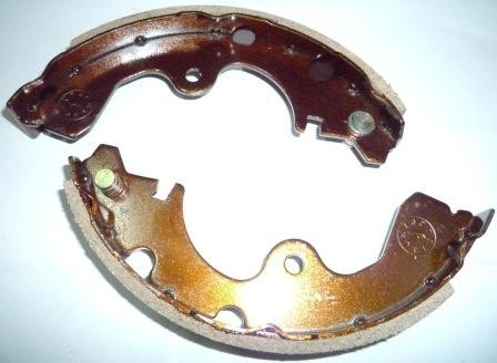 BRAKE SHOE ASSY T/ STARLET REAR
