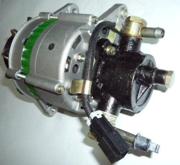 ALTERNATOR ASSY I/NKR 58