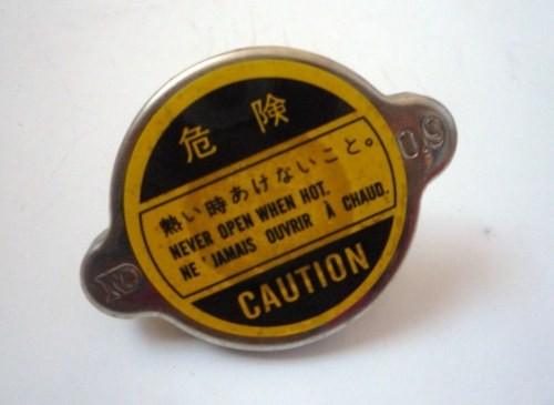 RADIATOR CAP [BIG] M/PS100